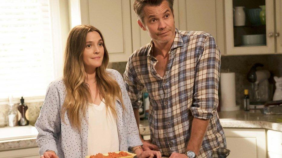 Drew Barrymore in Netflix-serie Santa Clarita Diet