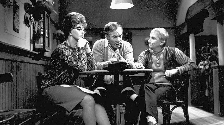 Winnaar Gouden Televizier-Ring 1970: 't Schaep Met De 5 Pooten
