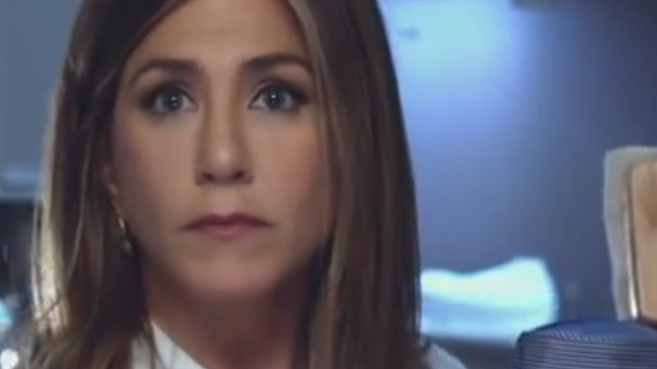 YouTube-hit: Jennifer Aniston in geinige commercial