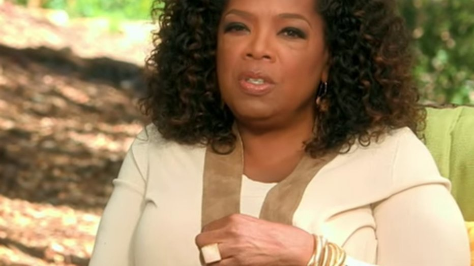 Mediamagnaat Oprah Winfrey in reclame Weight Watchers