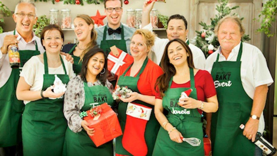 Kijktip: Finale van Heel Holland Bakt Kerst