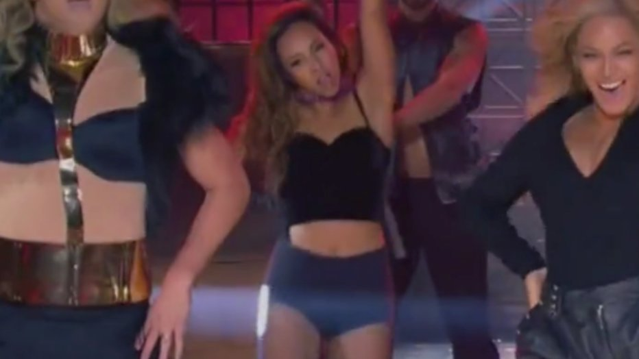 YouTube-hit: Channing Tatum playbackt en Beyoncé doet onverwachts mee