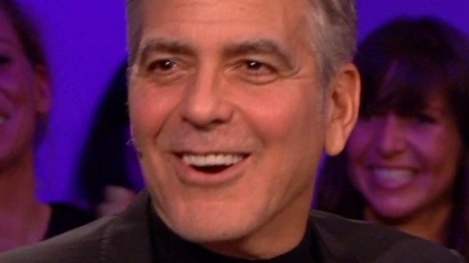 De TV van gisteren: Bijna 1 miljoen voor George Clooney in Late Night