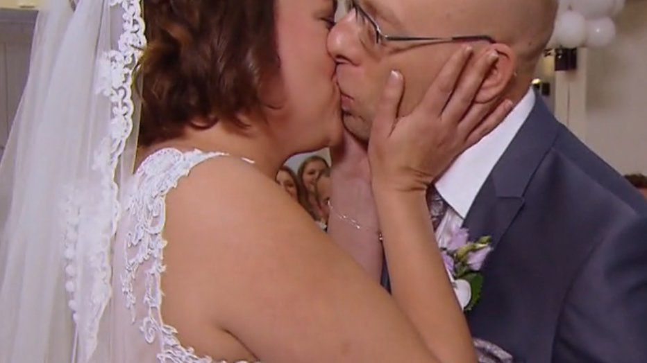YouTube-hit: Is het echte liefde tussen Patty en Bram in Married at First Sight?
