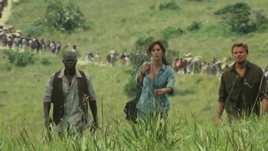 Kijktip: De bloedstollende thriller Blood Diamond
