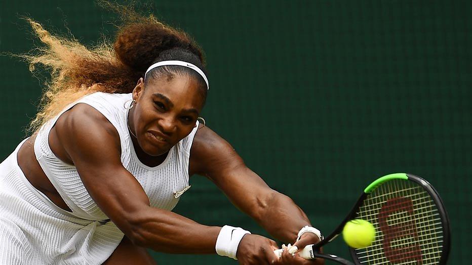 Vrouwenfinale op Wimbledon