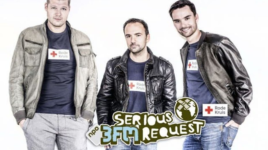 Wederom record voor Serious Request: 12.380.438