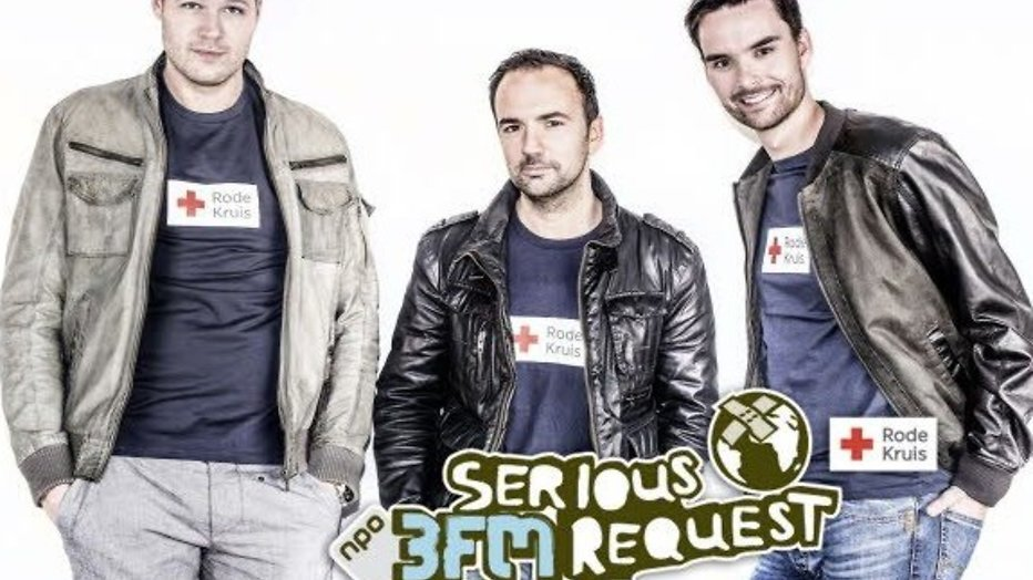 Serious Request 2014 gestart!