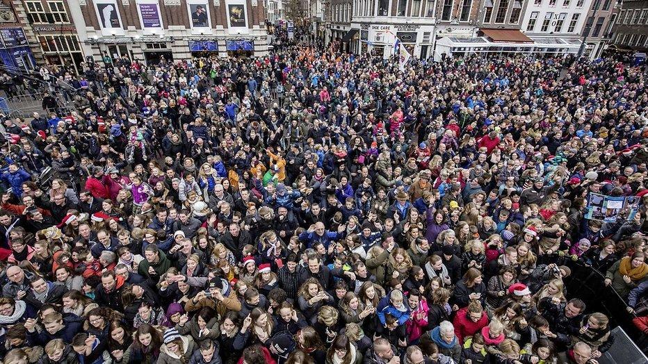 90.000 mensen geholpen door Serious Request 2015