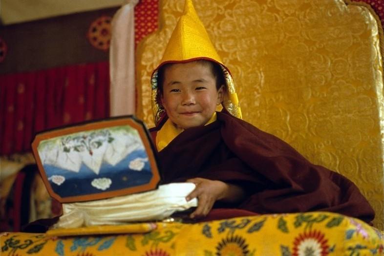 Seven Years in Tibet: Brad Pitt zit vast in Tibet