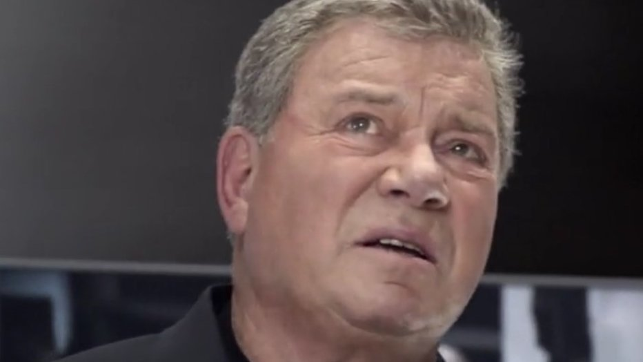William Shatner maakt Star Wars trailer belachelijk