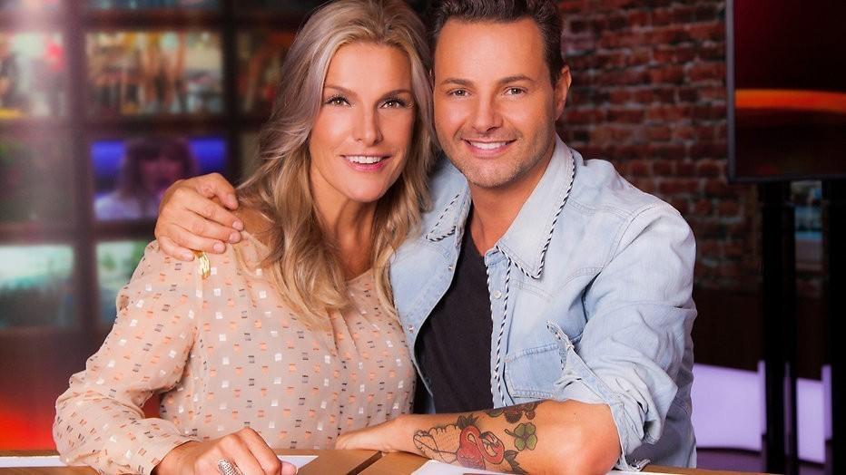 Patricia Paay en vriend in Show XL over huwelijksplannen