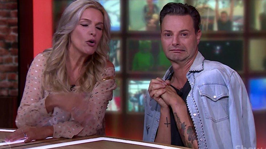 Fred van Leer sidekick van Lucille Werner bij Show XL