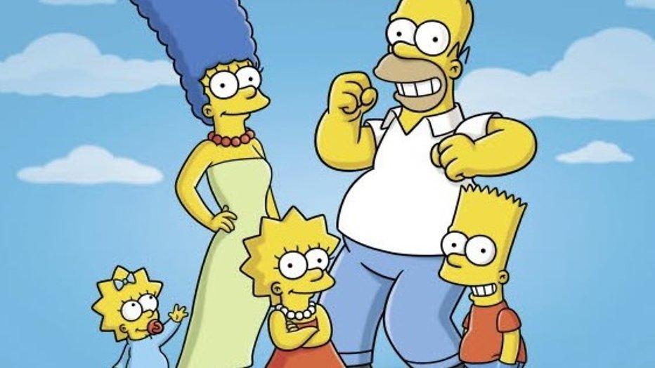 Bedenker The Simpsons overleden