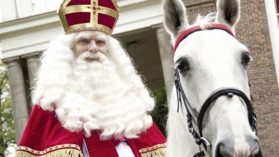 SBS vroeg geen geld voor Sinterklaasintocht