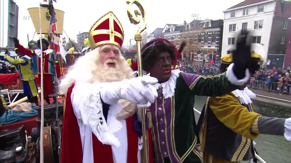 De TV van gisteren: 2 miljoen zien intocht Sinterklaas