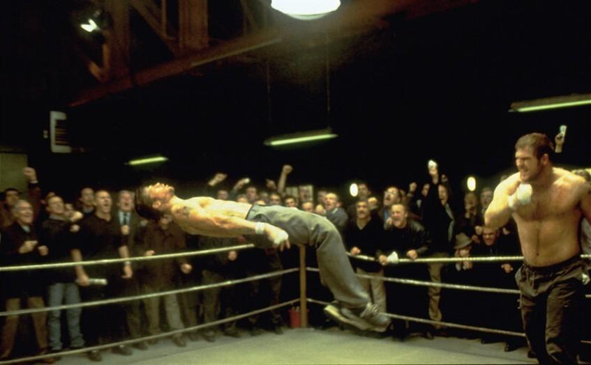 Brad Pitt bokst, Jason Statham scharrelt en Benicio Del Toro steelt diamanten