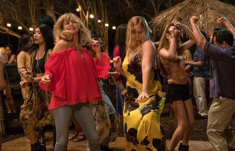 Snatched: Op vakantie met Amy en Goldie