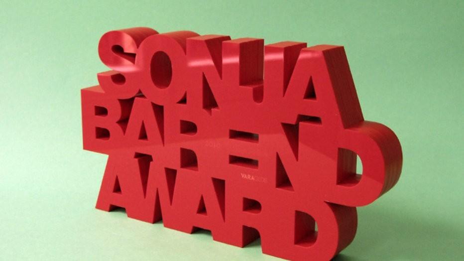 Genomineerden Sonja Barend Award 2017 bekend