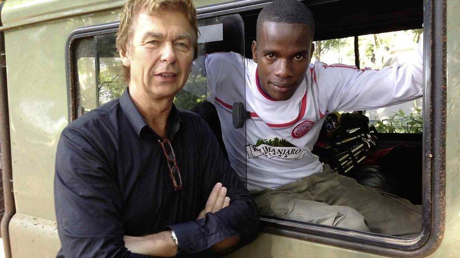 Derk Bolt en cameraman Eugenio vrijgelaten