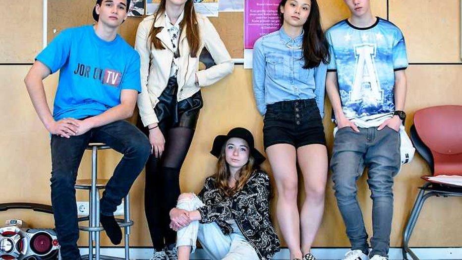 Fred van Leer en Ruud Feltkamp scoren gastrol in jeugdserie Spotlight
