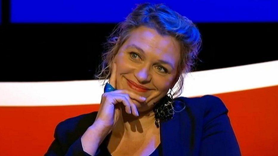 Stella Bergsma over De Slimste Mens