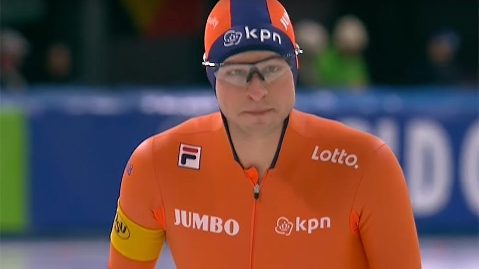 Dit vond twitterend Nederland van het verlies van Sven Kramer