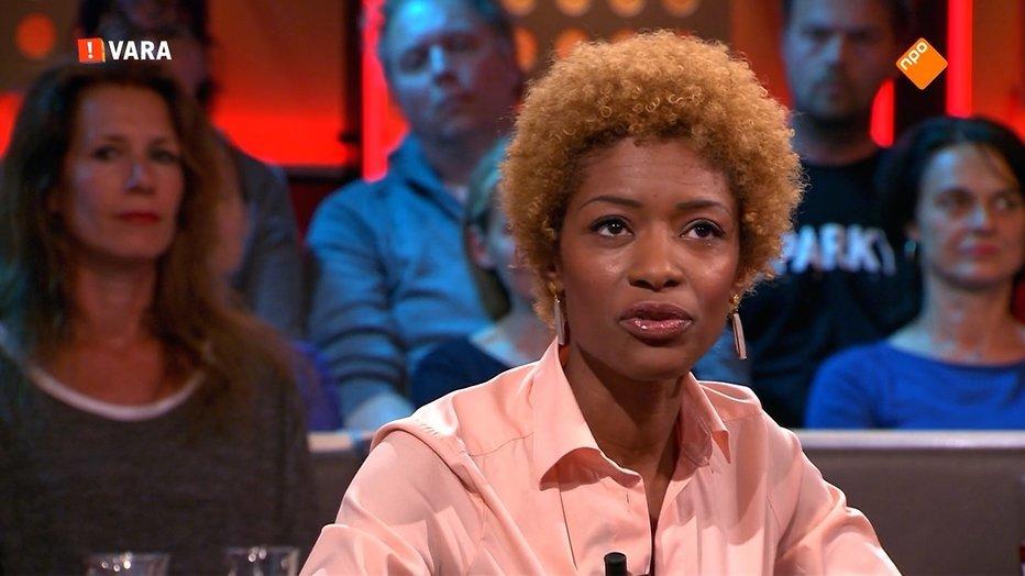 Sylvana Simons gaat de politiek in