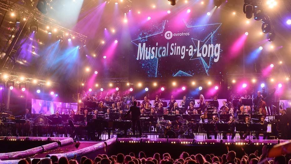 Kijktip: Musicalnummers meezingen bij Musical sing-a-long 2016