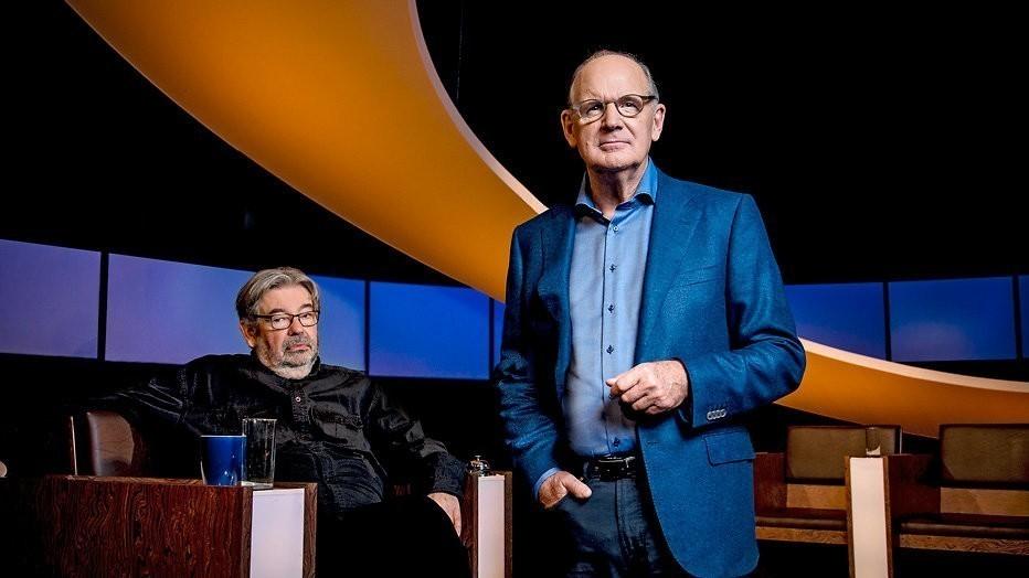 Maarten van Rossem en Philip Freriks
