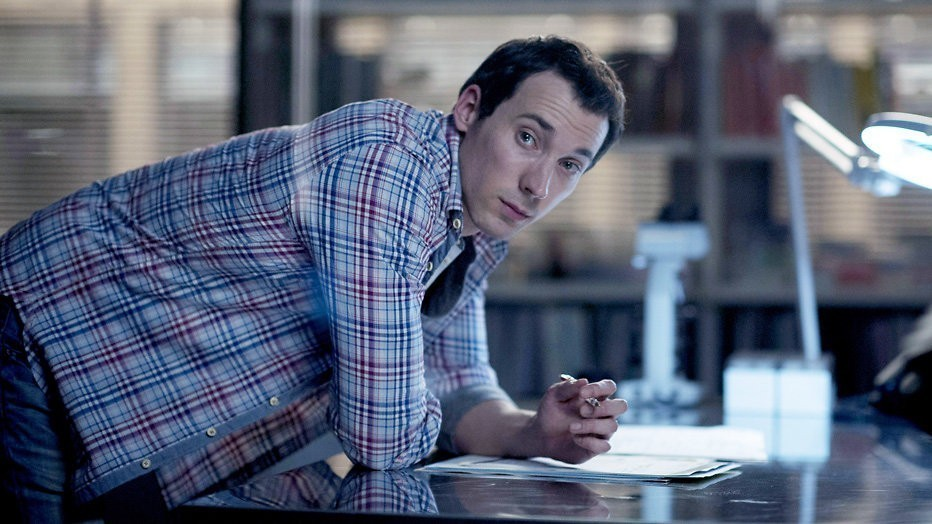 David Caves alias dr. Jack Hodgson