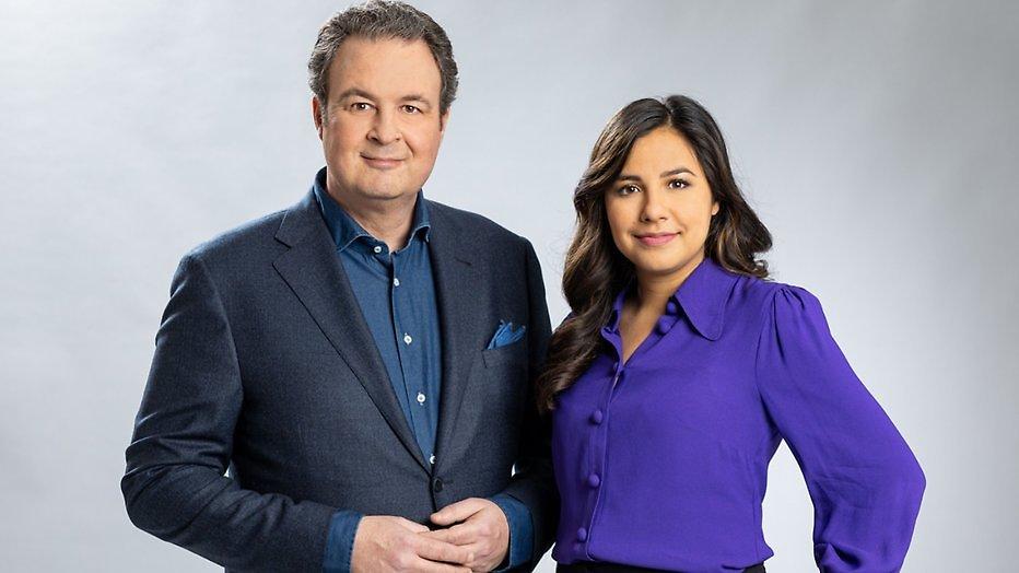 Sven en Talitha