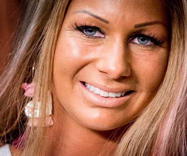 Samantha (Barbie) de Jong (31) bevallen van zoontje Djemino