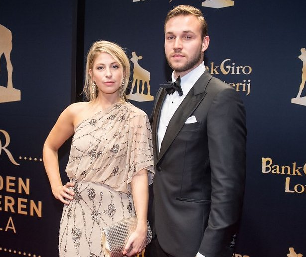 Sarah Chronis en Kay Greidanus verwachten een zoon