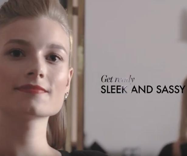 Maak je klaar voor het Gouden Televizier-Ring Gala: Sleek and Sassy Quiff