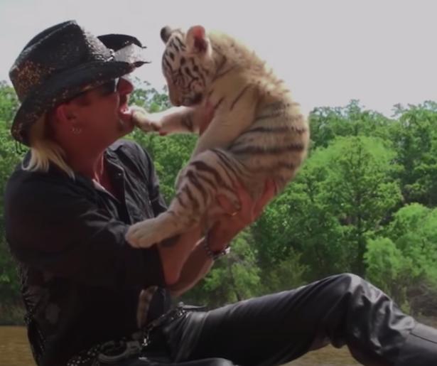 Er komt een Tiger King film
