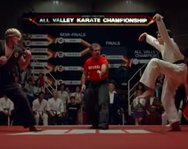 Karate Kid-serie Cobra Kai overgenomen door Netflix