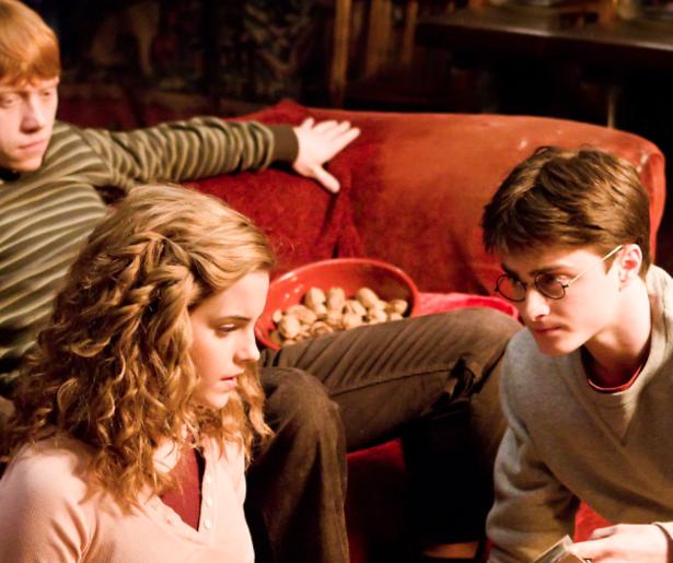 Harry Potter wordt verliefd