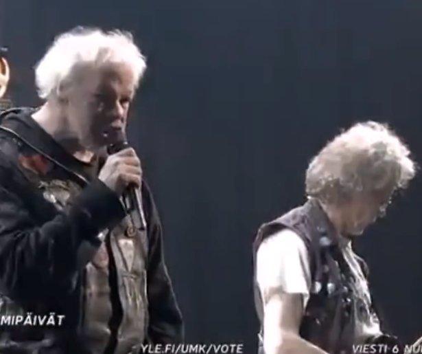 Finse inzending Eurovisie Songfestival is zwakzinnig