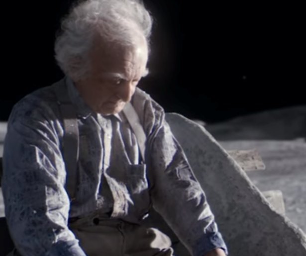 YouTube-hits 2015 kersteditie: John Lewis kerstcommercial: Man On The Moon