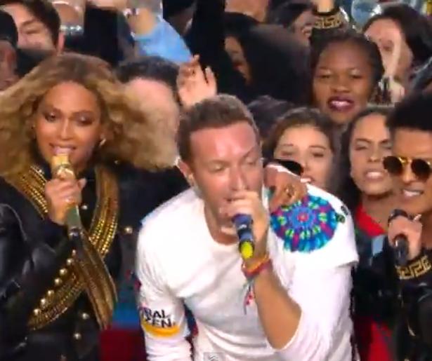 YouTube-hit: Coldplay, Bruno Mars en Beyoncé tijdens 50ste editie Super Bowl