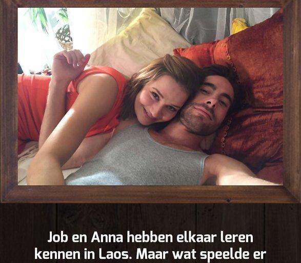 Meerdijk app onthult relatie tussen Job en Anna