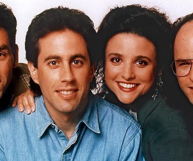 Sitcom Seinfeld weer tot leven in New York