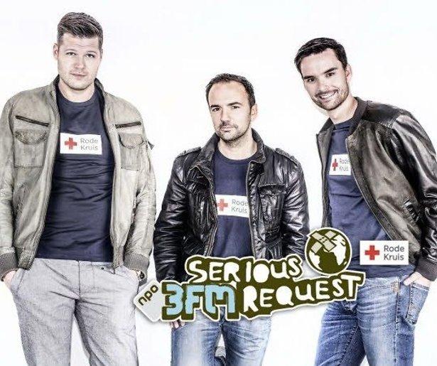 Serious Request 2014 gestart!