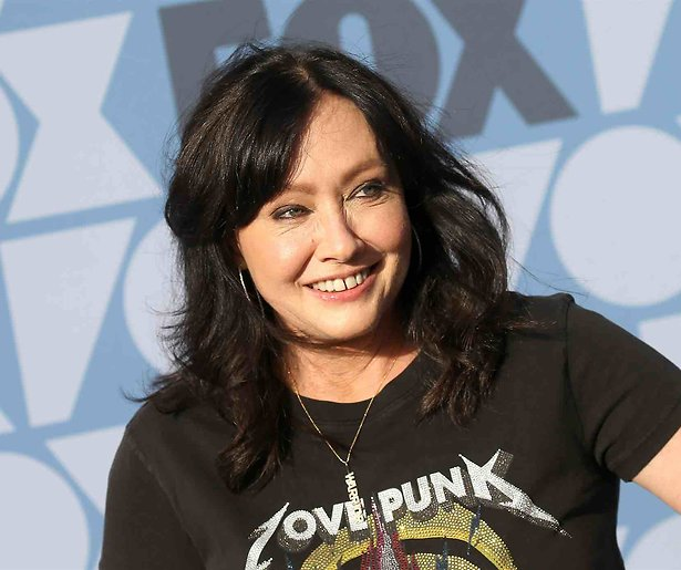 Actrice Shannen Doherty (48) is terminaal