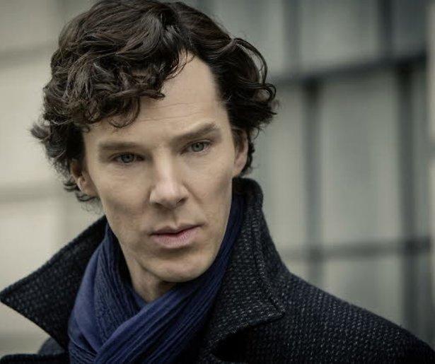 Baby voor Sherlock Holmes