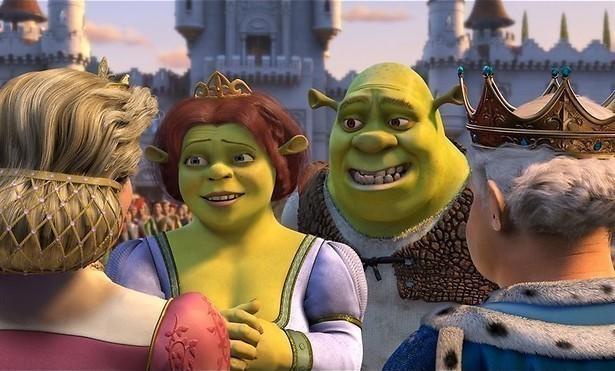 Nieuwe avonturen voor Shrek en Donkey