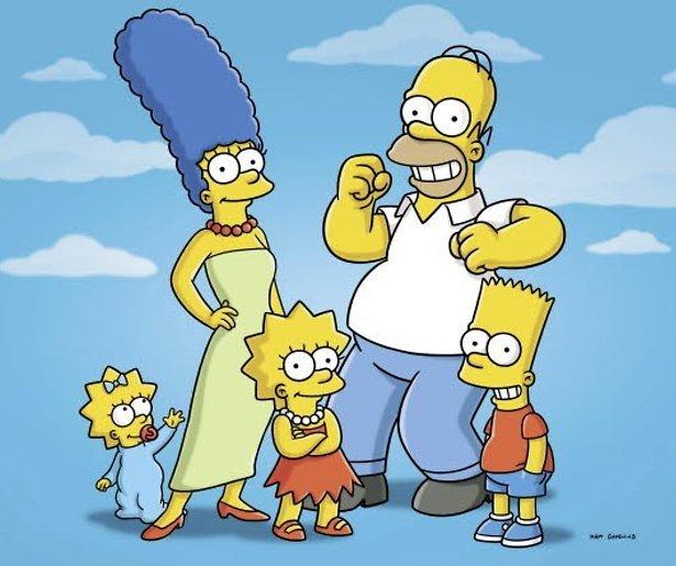 Homer en Marge Simpson ontkennen scheiding