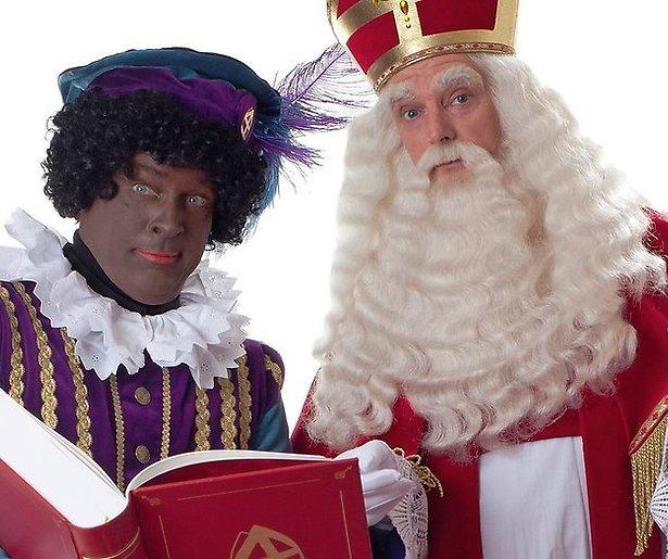 Pieten dit jaar tóch zwart tijdens intocht en Sinterklaasjournaal