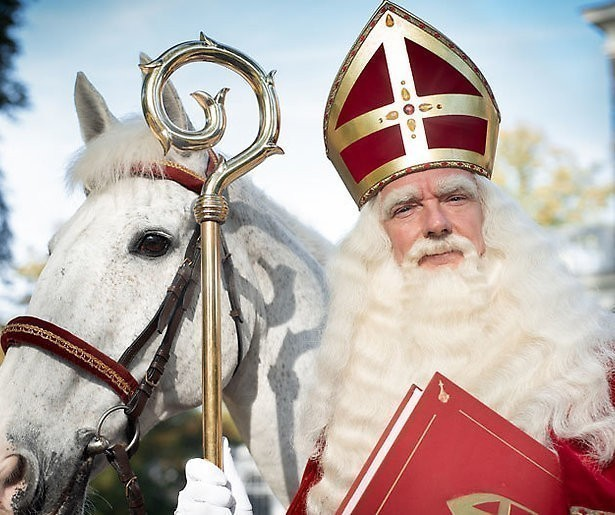Sinterklaas komt dit jaar aan in Apeldoorn